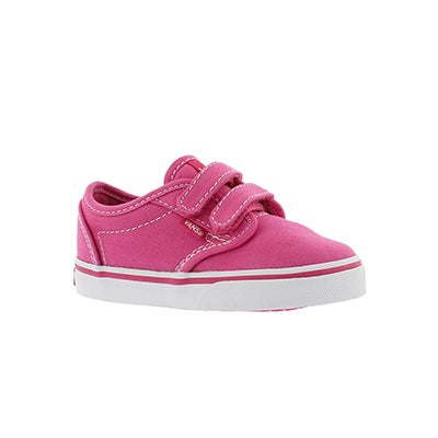 Vans Infants' ATWOOD magenta/white sneakers