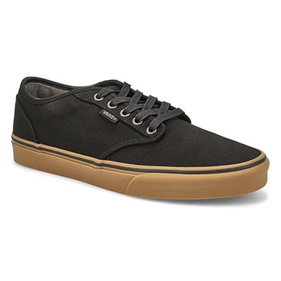 Vans Men's ATWOOD black/gum lace up sneaker