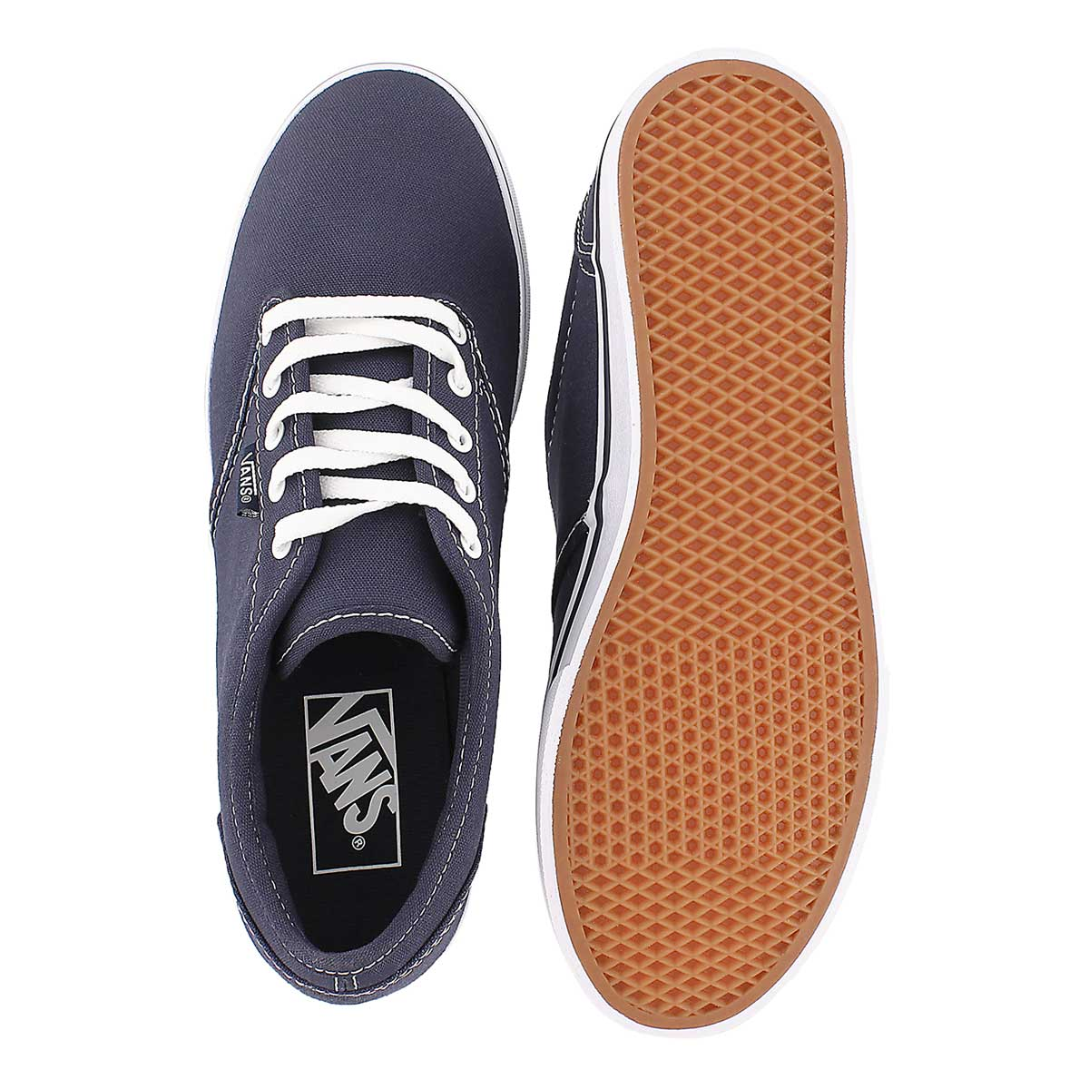 Lds Atwood Low navy lace up sneaker