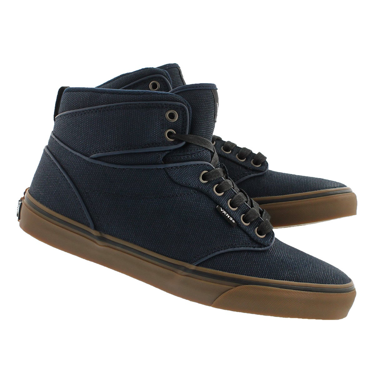 Mns Atwood Hi twill lace up sneaker