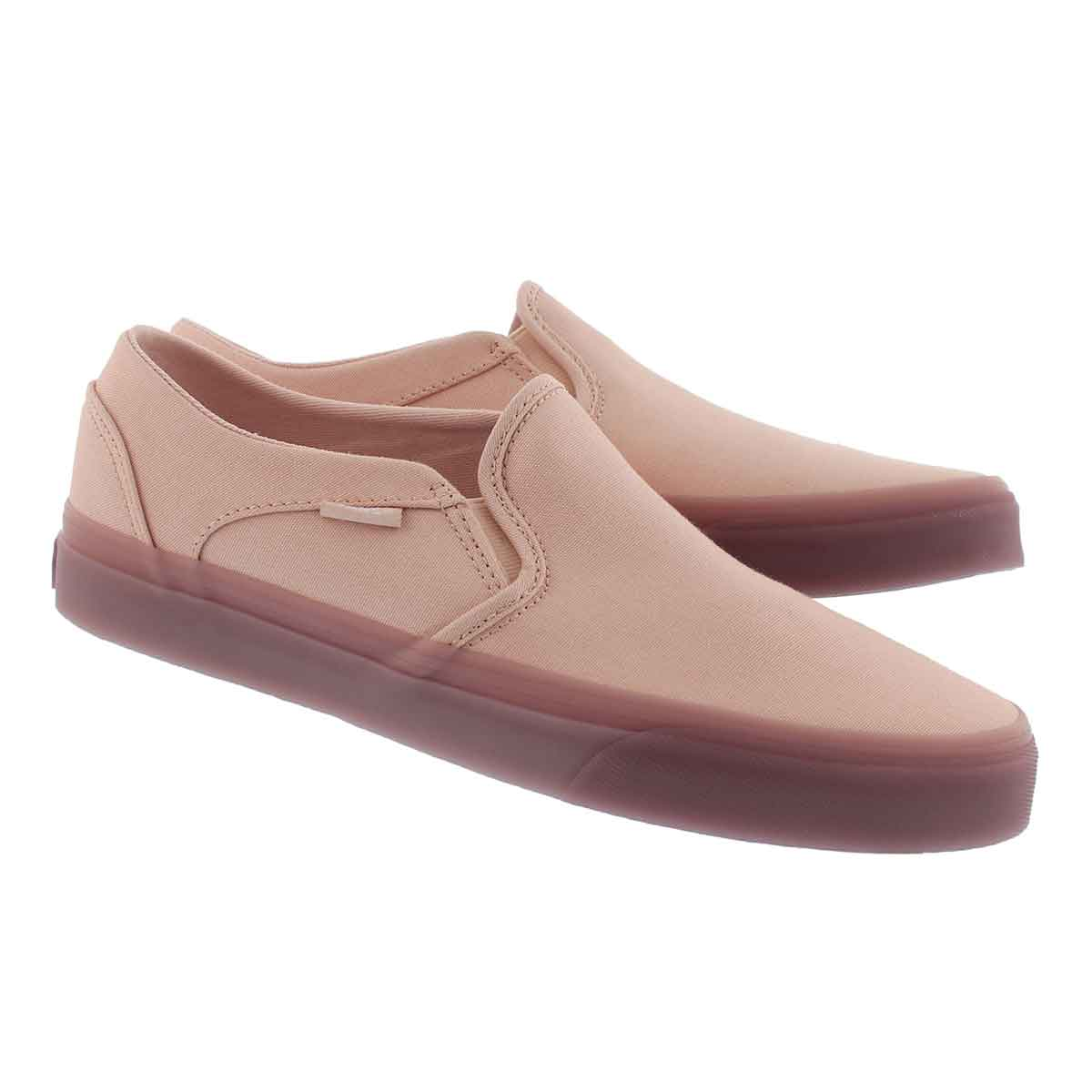 Lds Asher icy peach slip on