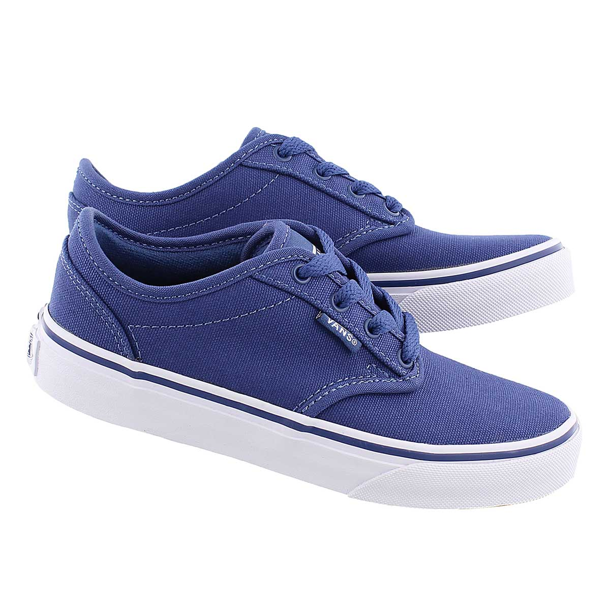 Bys Atwood stu navy lace up sneaker