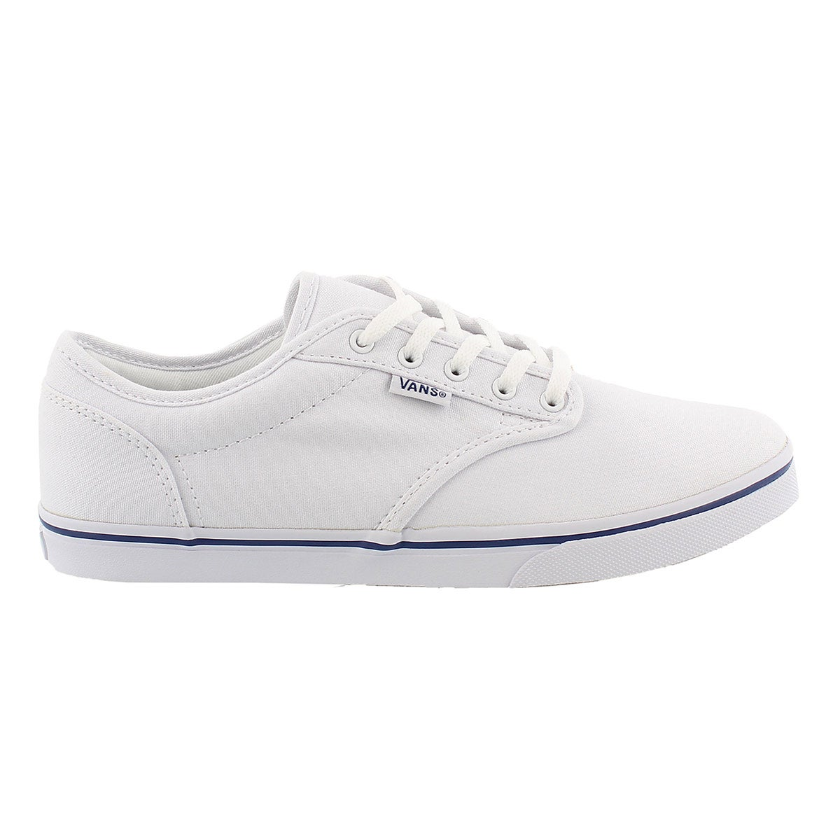 Lds Atwood Low white lace up sneaker