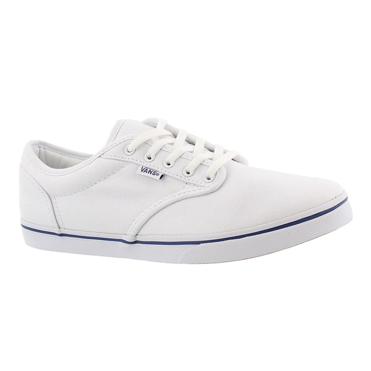 Women's ATWOOD LOW white lace up sneakers