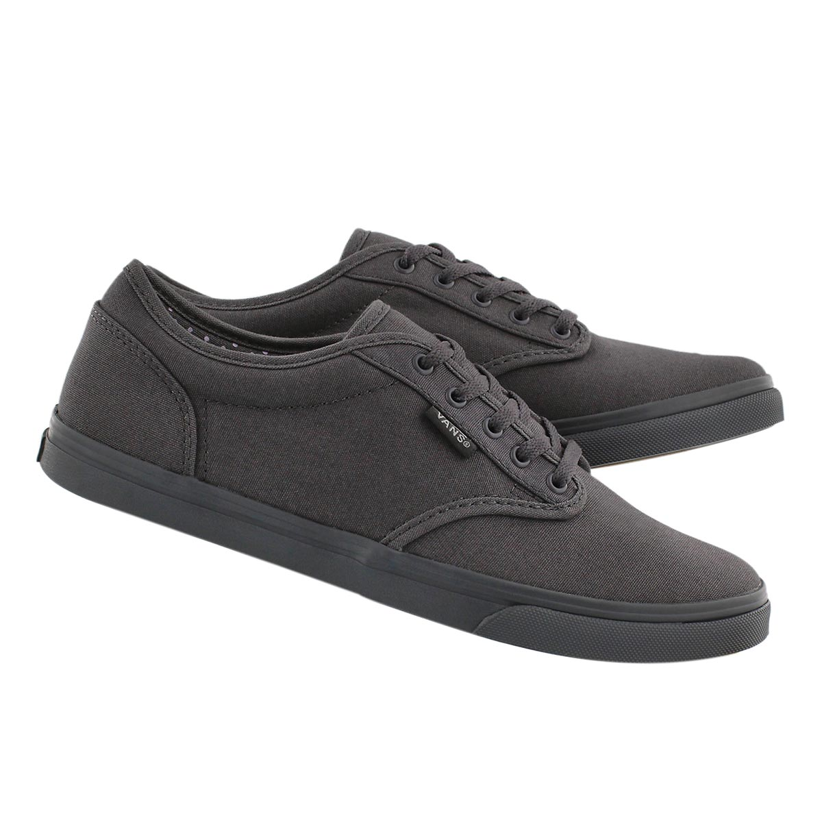 Lds Atwood Low asphalt lace up sneaker