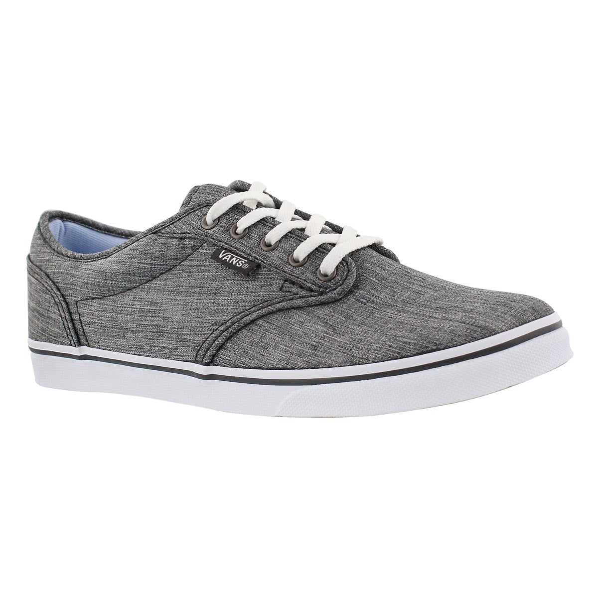 Women's ATWOOD LOW grey lace up sneakers