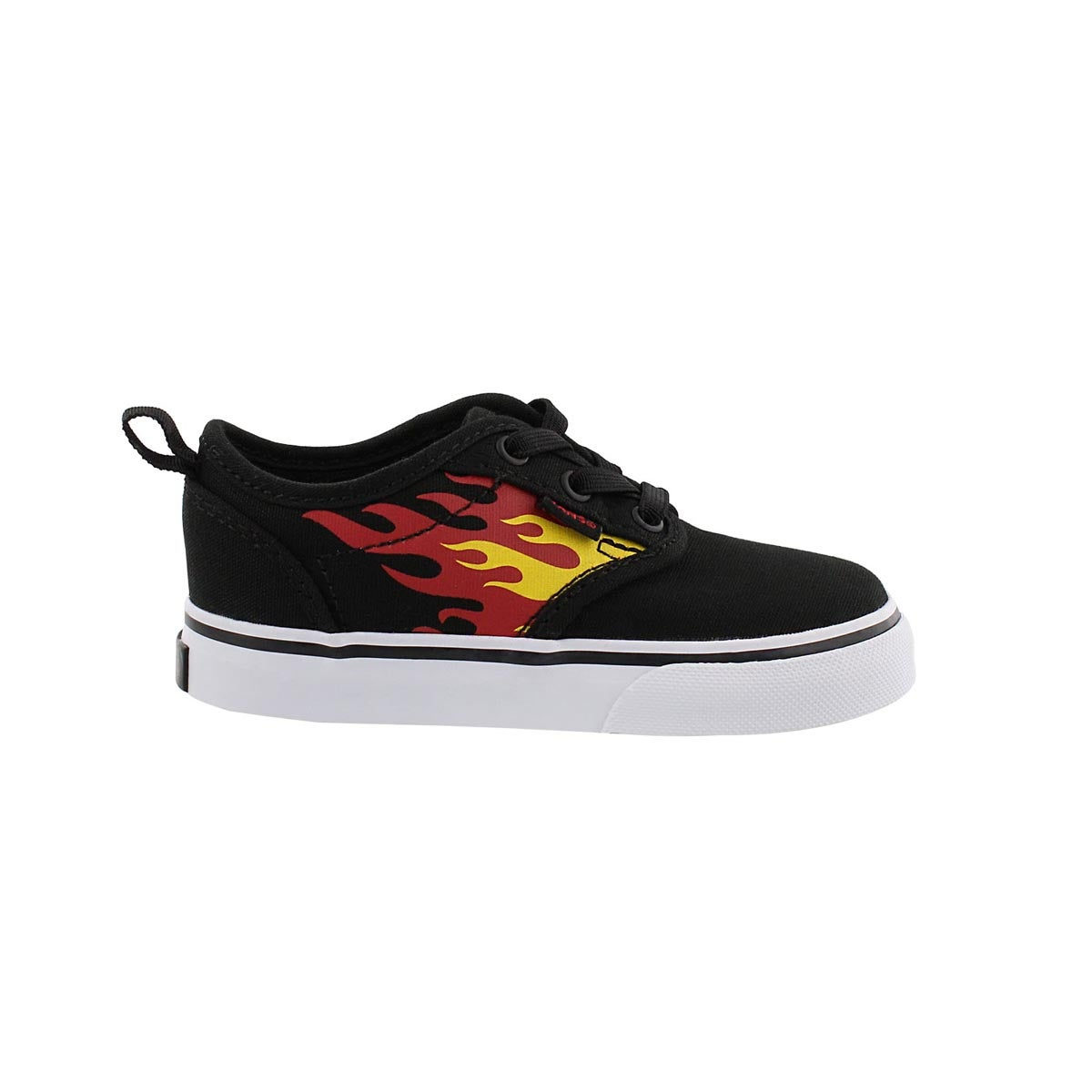 Infs Atwood Slip-On blk/flame sneaker