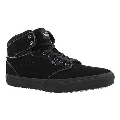Mns Atwood Hi MTE blk/blk sneaker