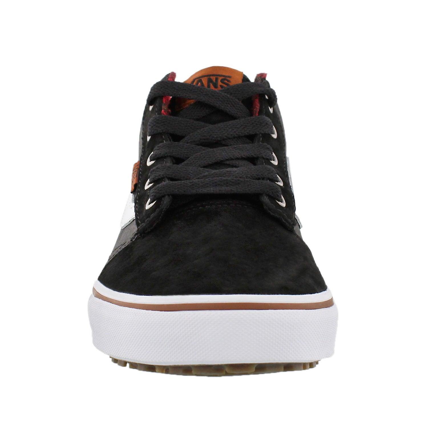Mns Chapman Mid Mte black/bungee sneaker