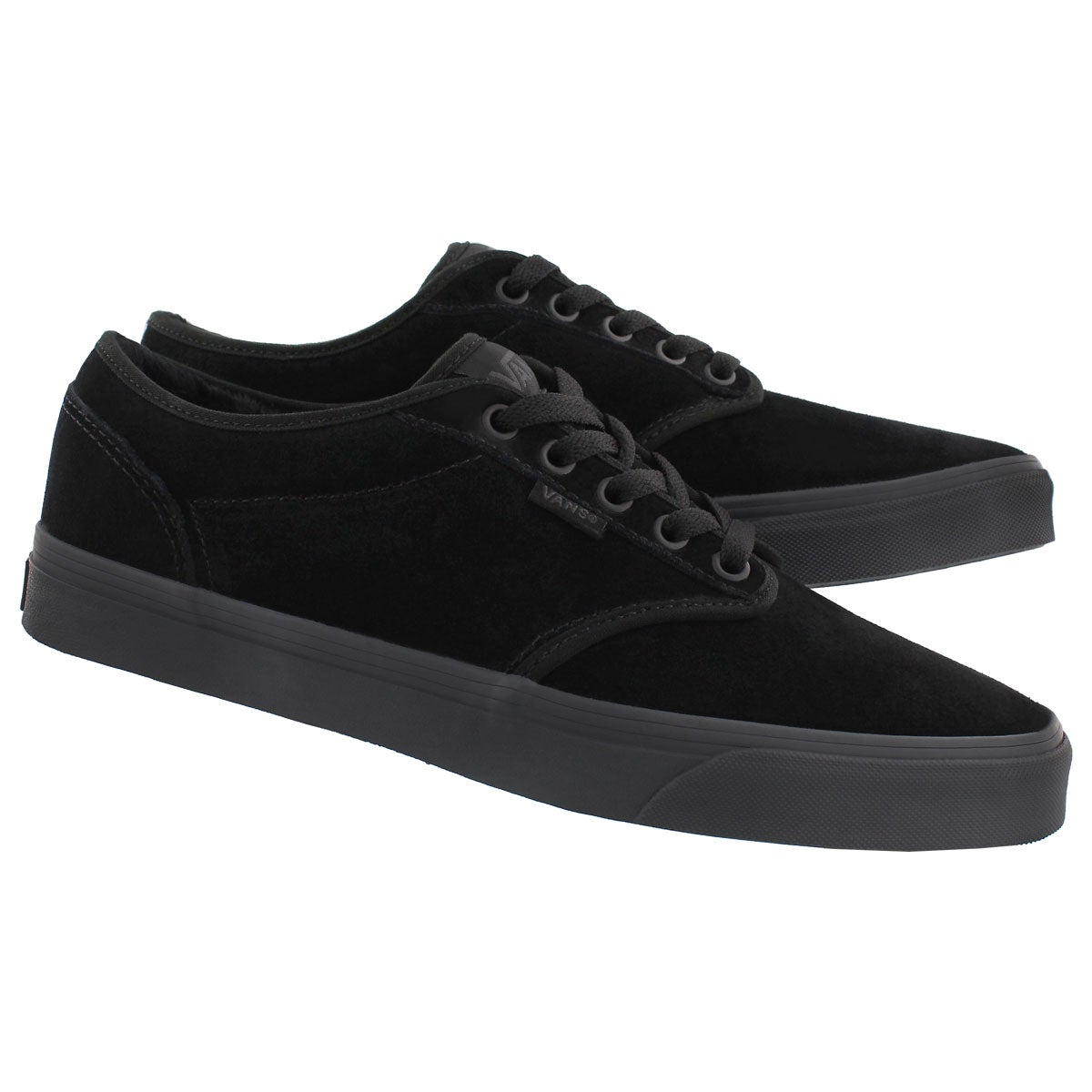 Mns Atwood MTE blk/gry laceup sneaker