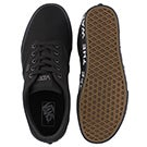Mns Atwood printed fox blk/blk sneaker