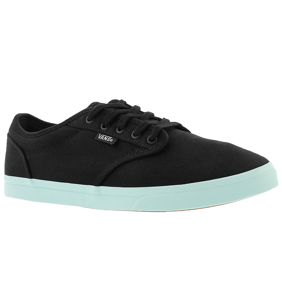 Lds Atwood Low blk/sea lace up sneaker