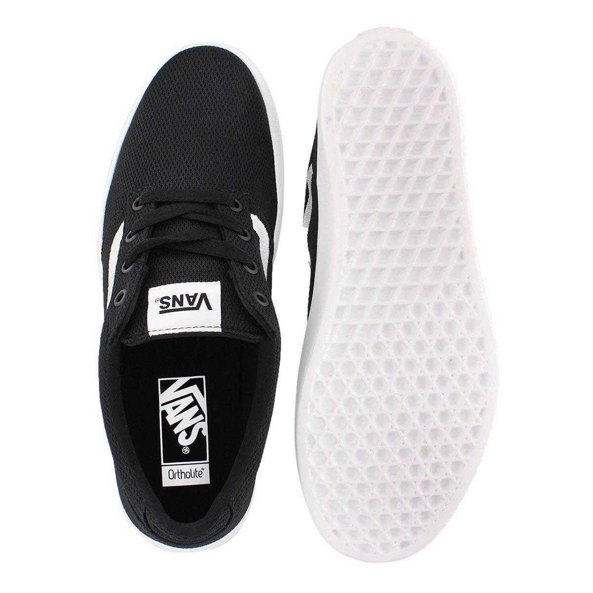 Mns Chapman Lite blk/wht sneaker
