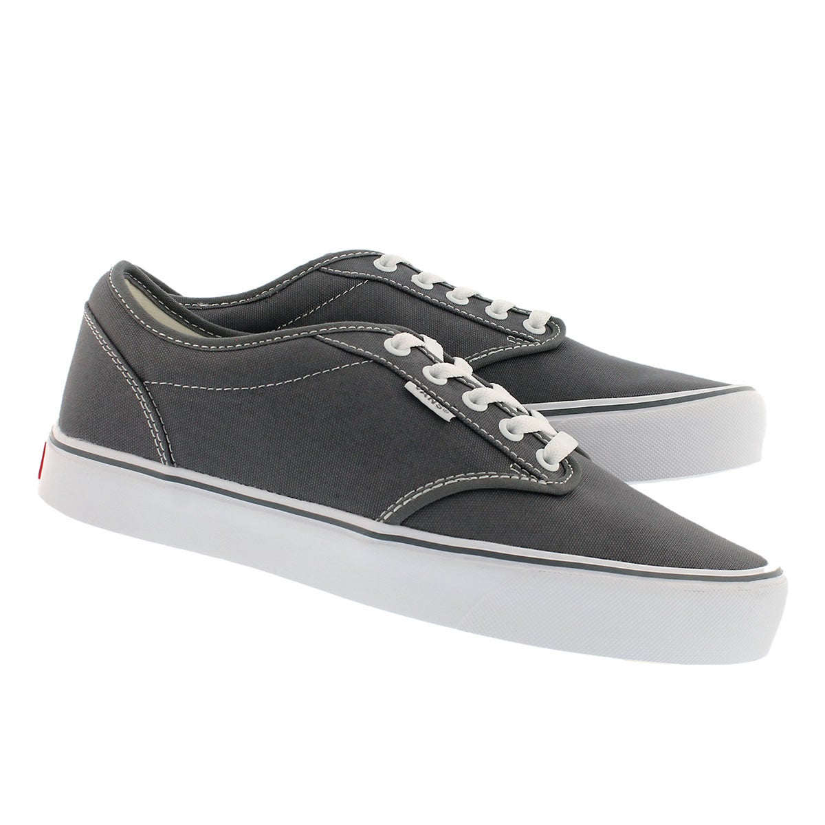 Mns Atwood Lite pewter lace up sneaker