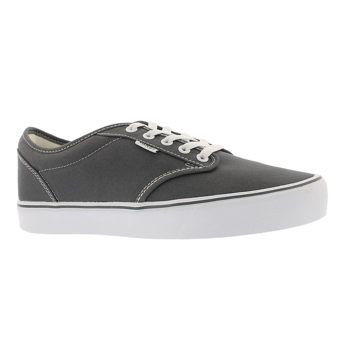 Men's ATWOOD LITE pewter lace up sneakers
