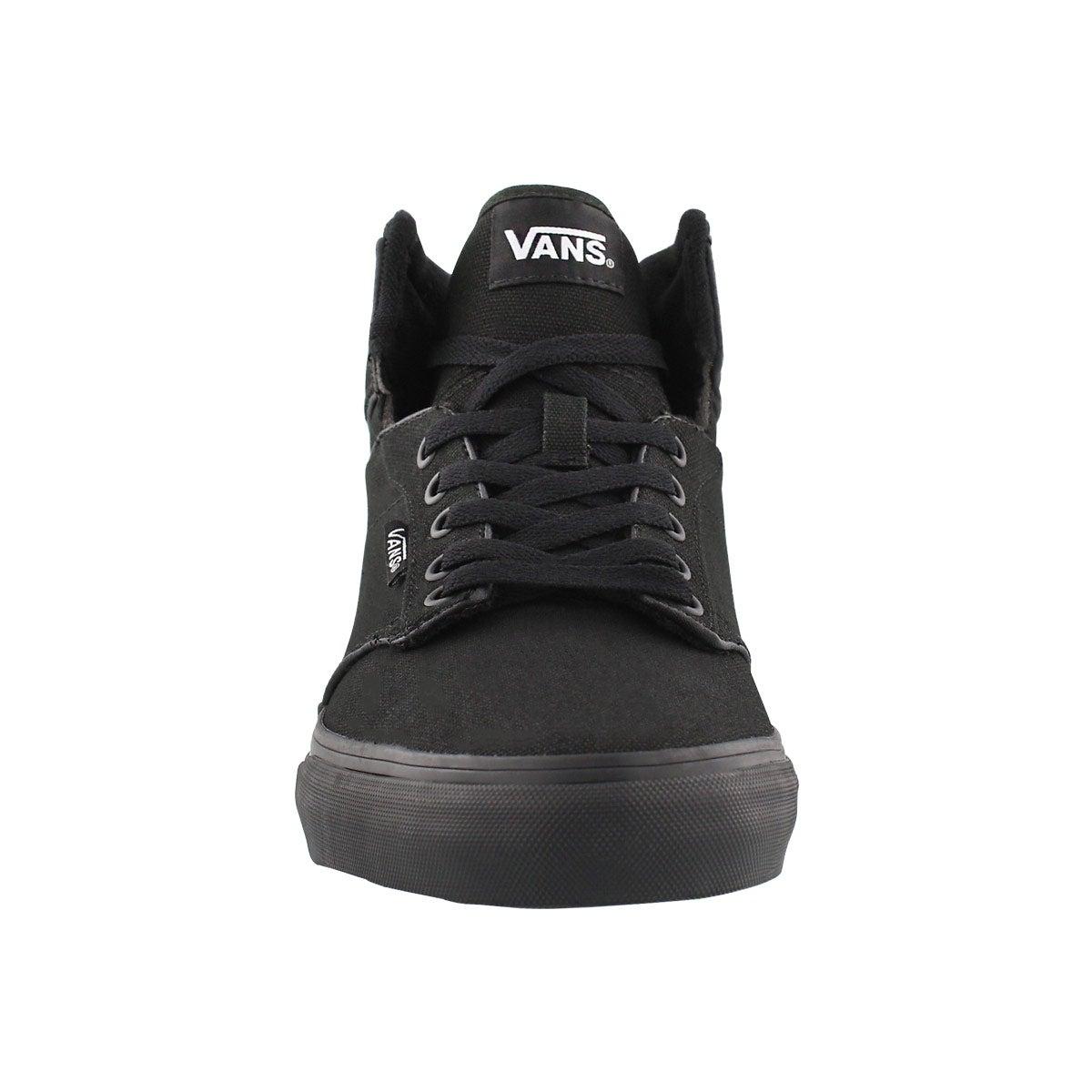Mns Atwood Hi blk/blk sneaker