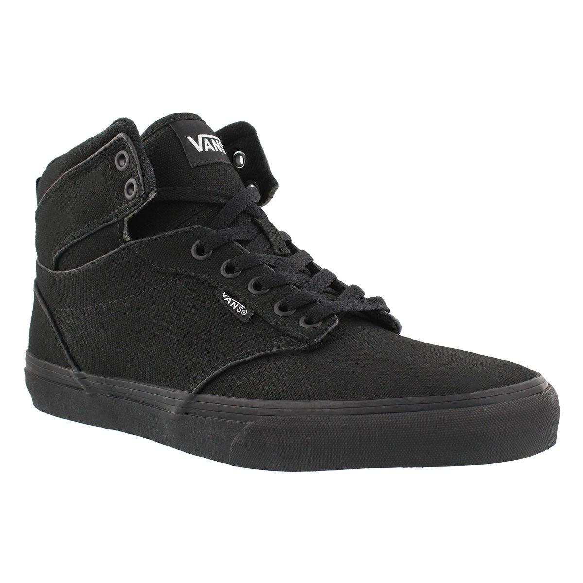 Men's ATWOOD HI black/black sneakers