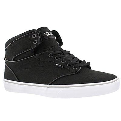 Mns Atwood Hi black sneaker