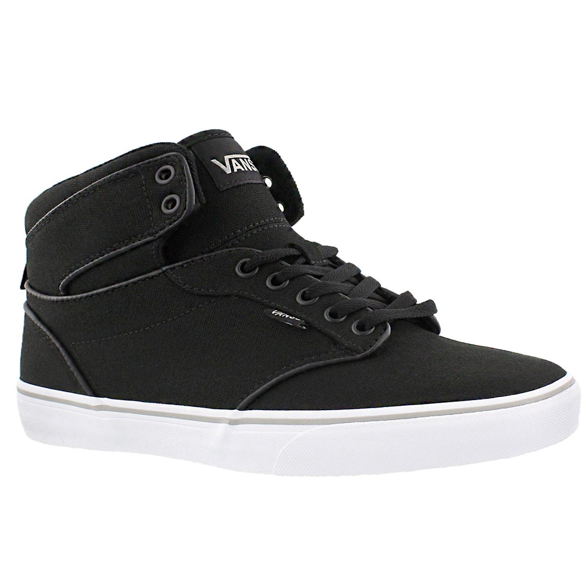 Men's ATWOOD HI black sneakers