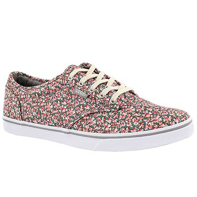 Vans Women's ATWOOD LOW multi lace up sneakers