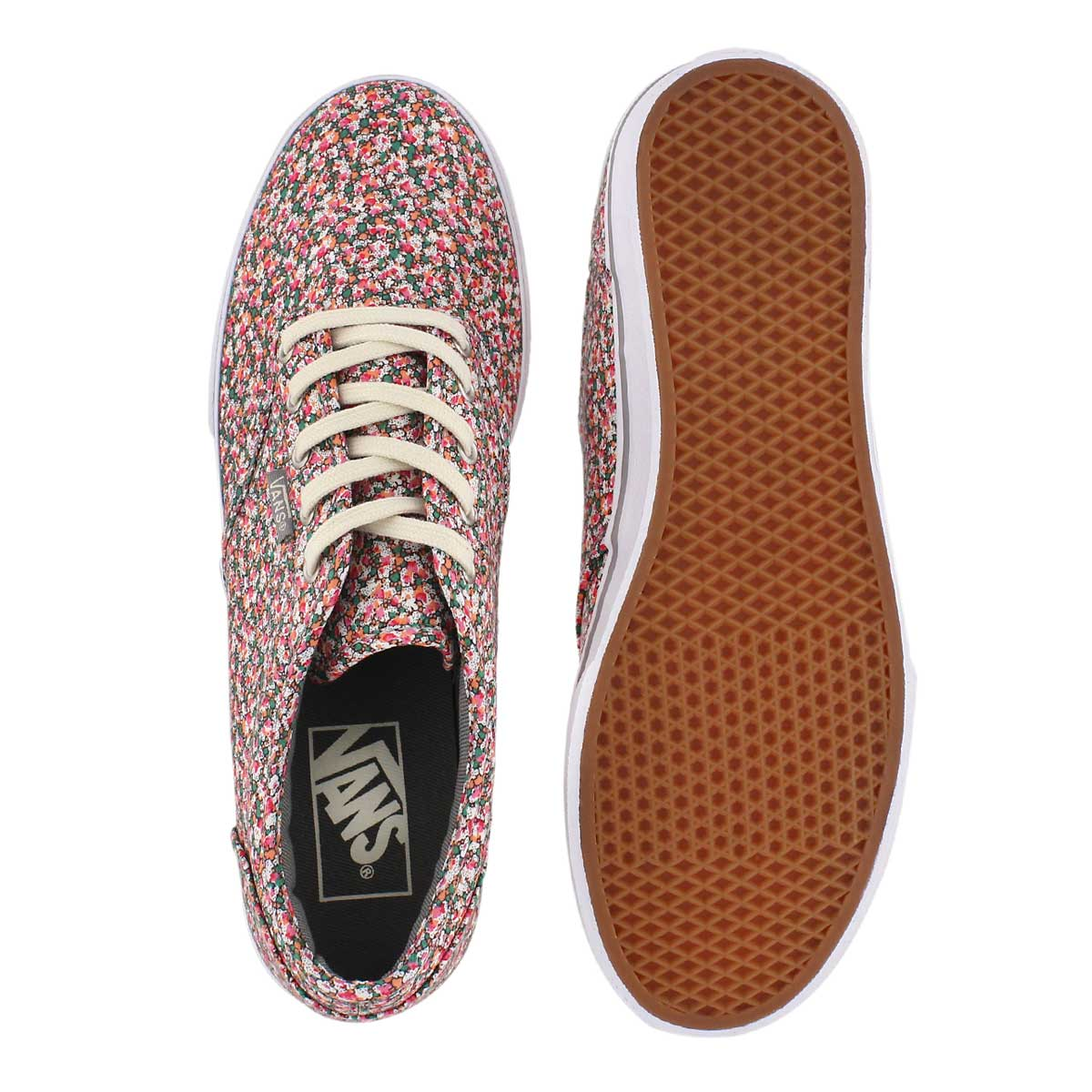 Lds Atwood Low multi lace up sneaker