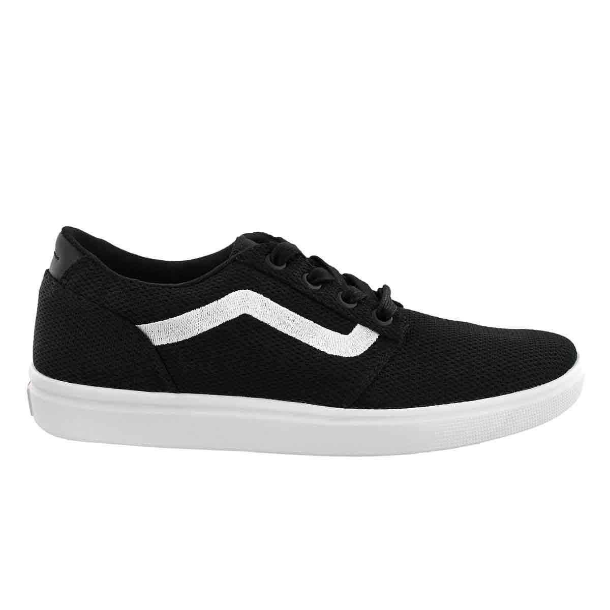 Lds Chapman Lite blk/wht lace up sneaker