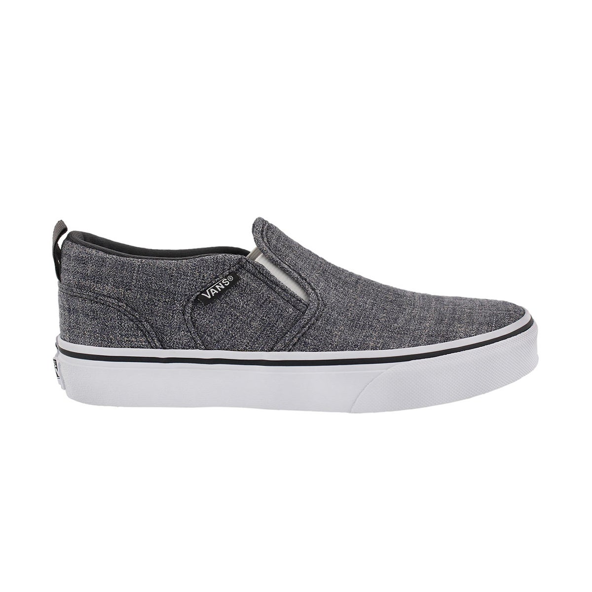Bys Asher grey slipon sneaker