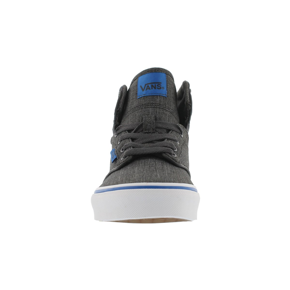 Bys Atwood Hi gry/blu lace up sneaker