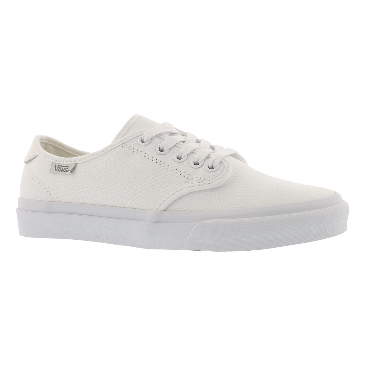 Women's CAMDEN DELUXE white/white laceup sneakers
