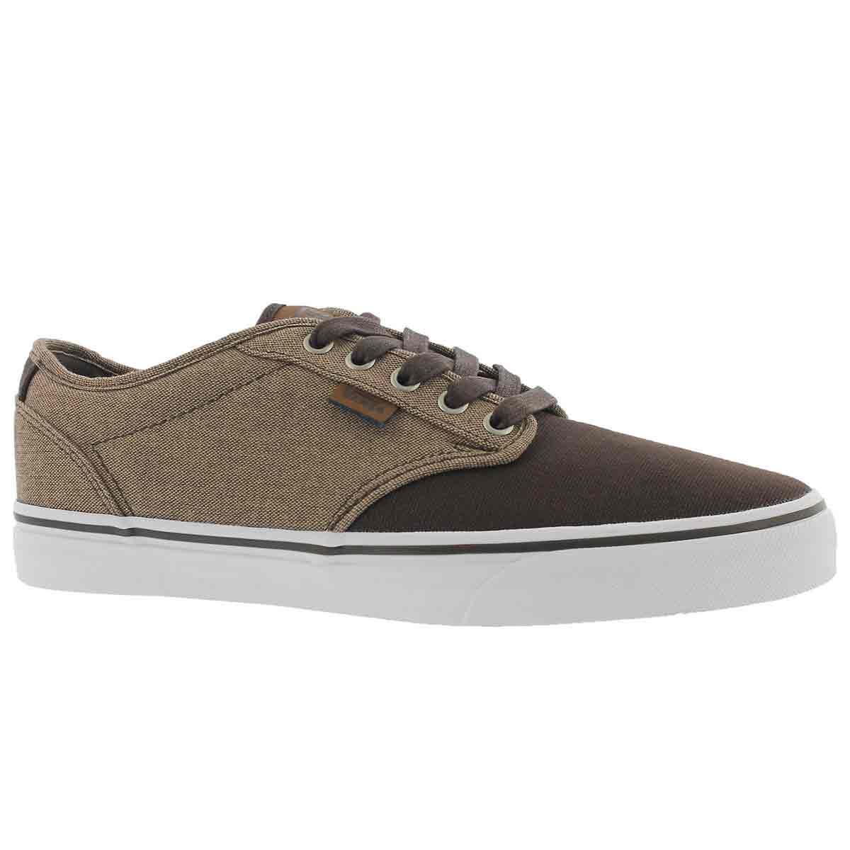Men's ATWOOD DELUXE khaki/brown sneaker