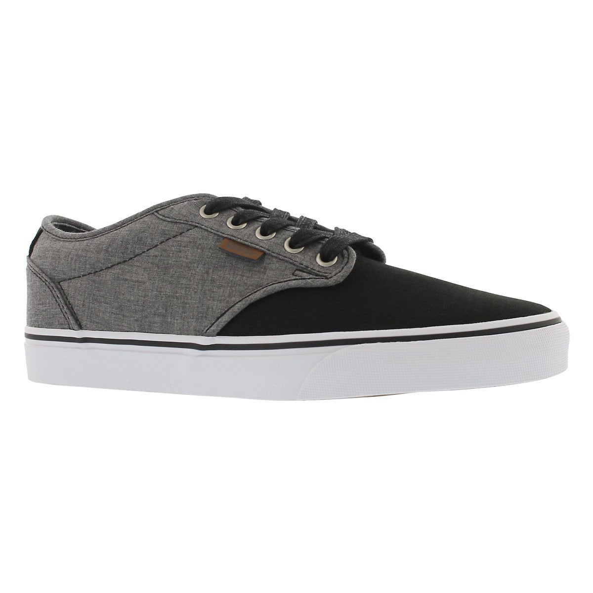 Men's ATWOOD DELUXE black/grey sneakers