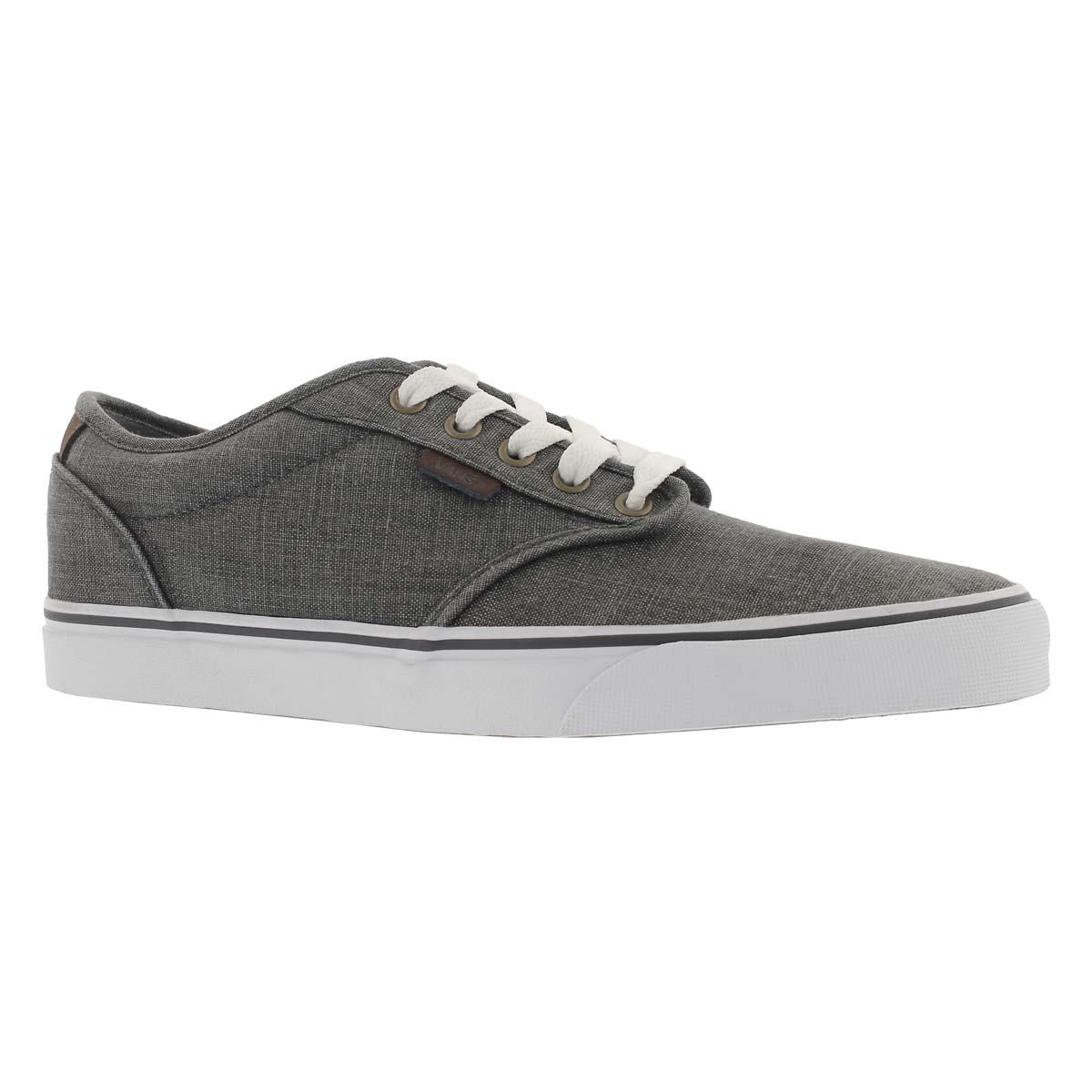 Men's ATWOOD DELUXE asphalt/wht sneakers
