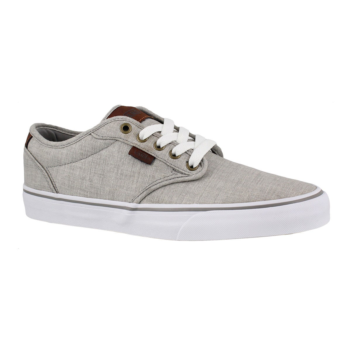 Men's ATWOOD DELUXE frost grey/white sneaker