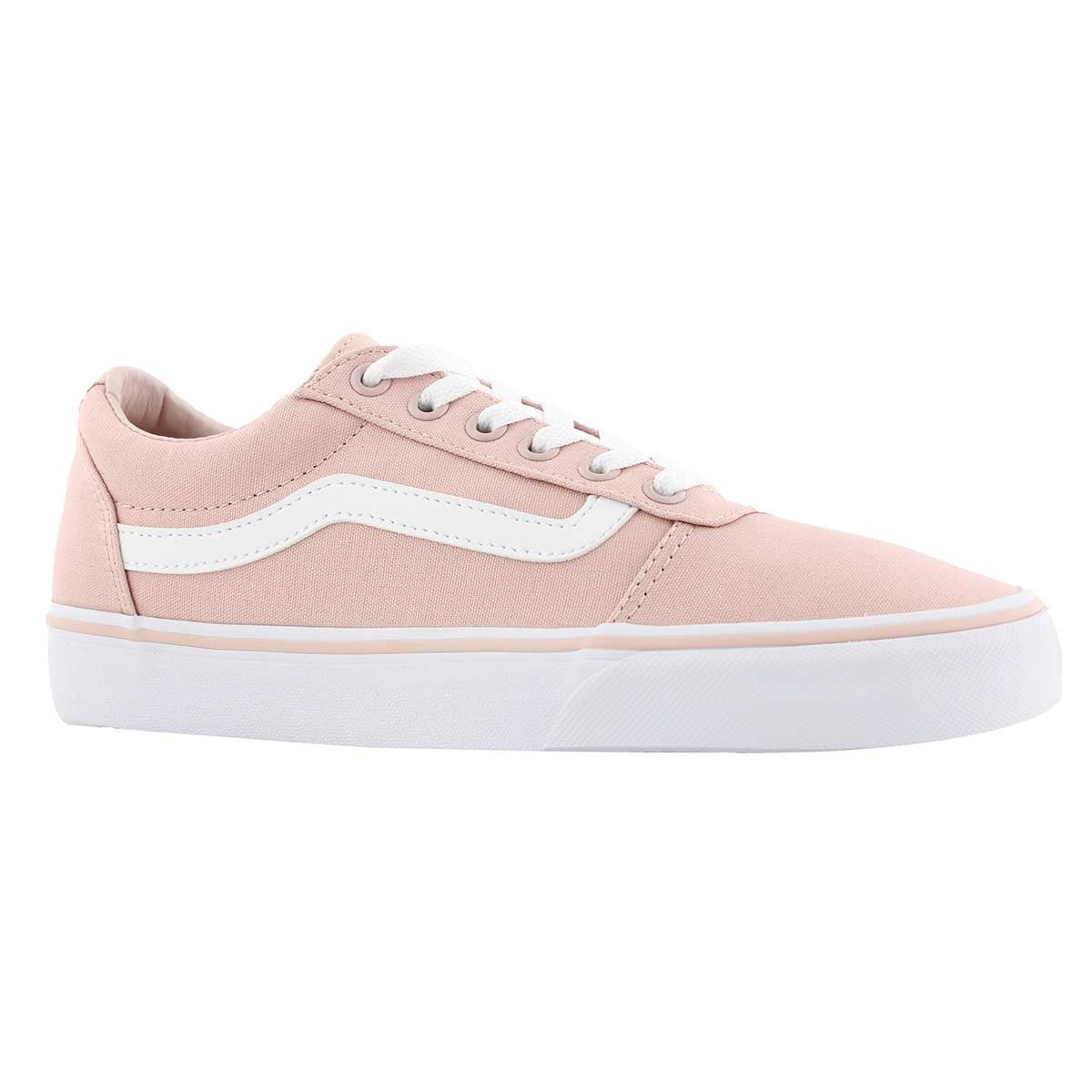 715a9d8d0d04 Vans Women s WARD sepia rose lace up sneakers