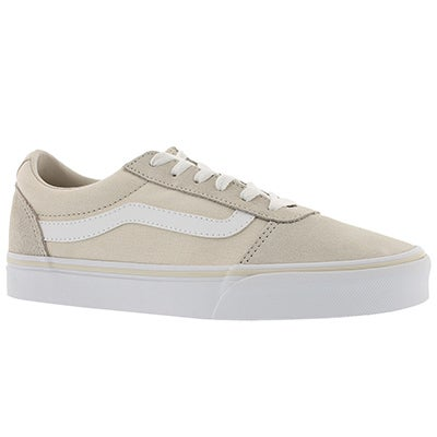Lds Ward birch/white lace up sneaker