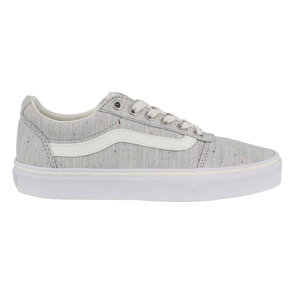 Lds Ward speckle grey lace up sneaker