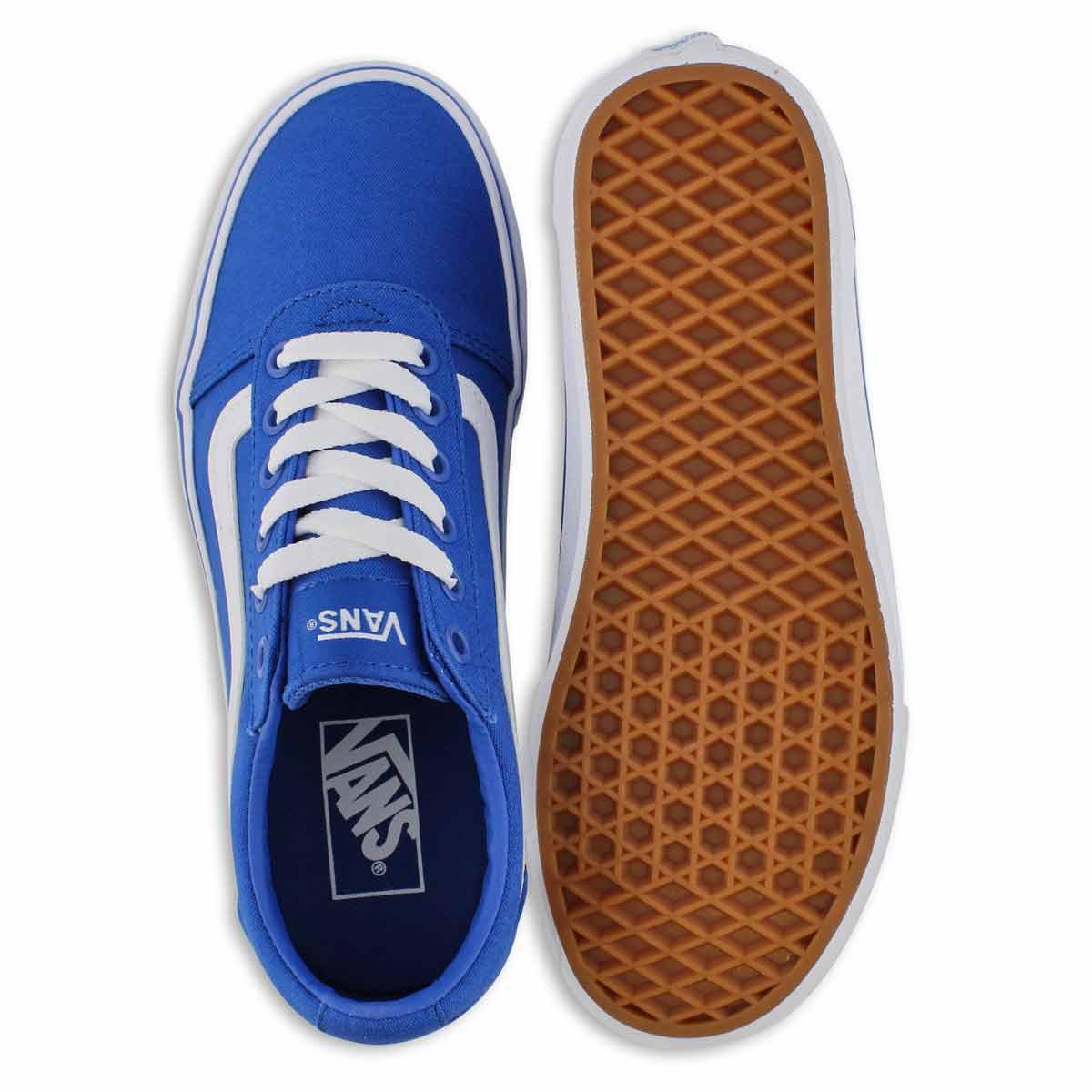 Lds Ward lapis blue lace up snkr