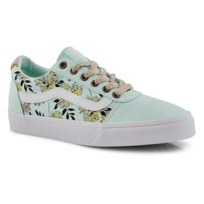 Lds Ward flor soothing sea lace up snkr