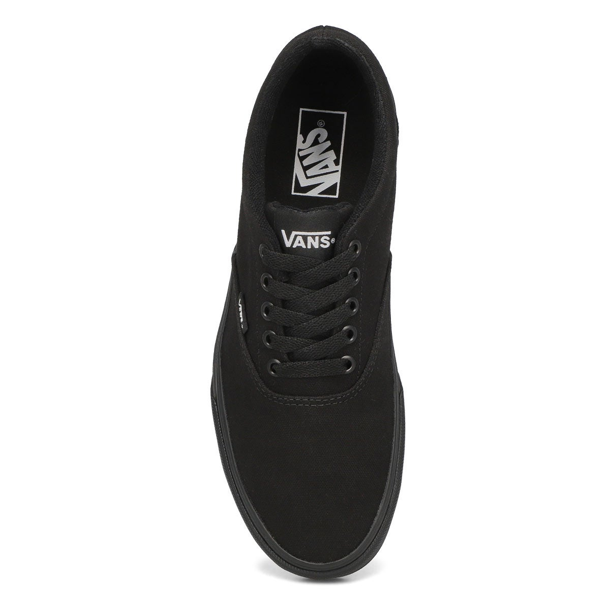 Mns Doheny blk/blk lace up snkr