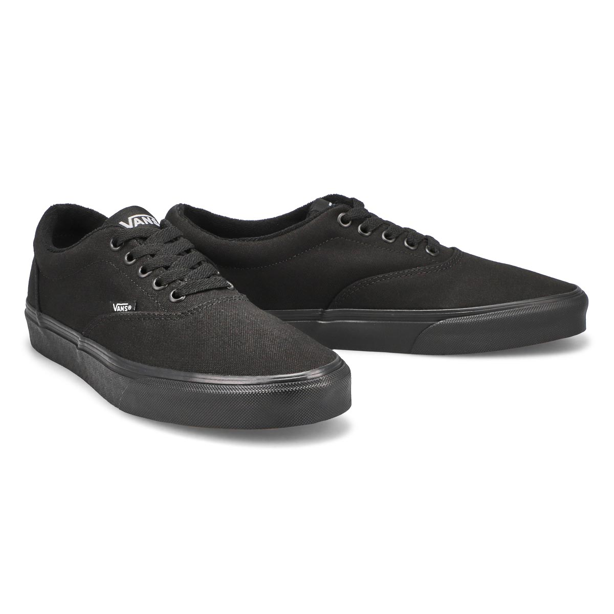 Mns Doheny blk/blk lace up sneaker