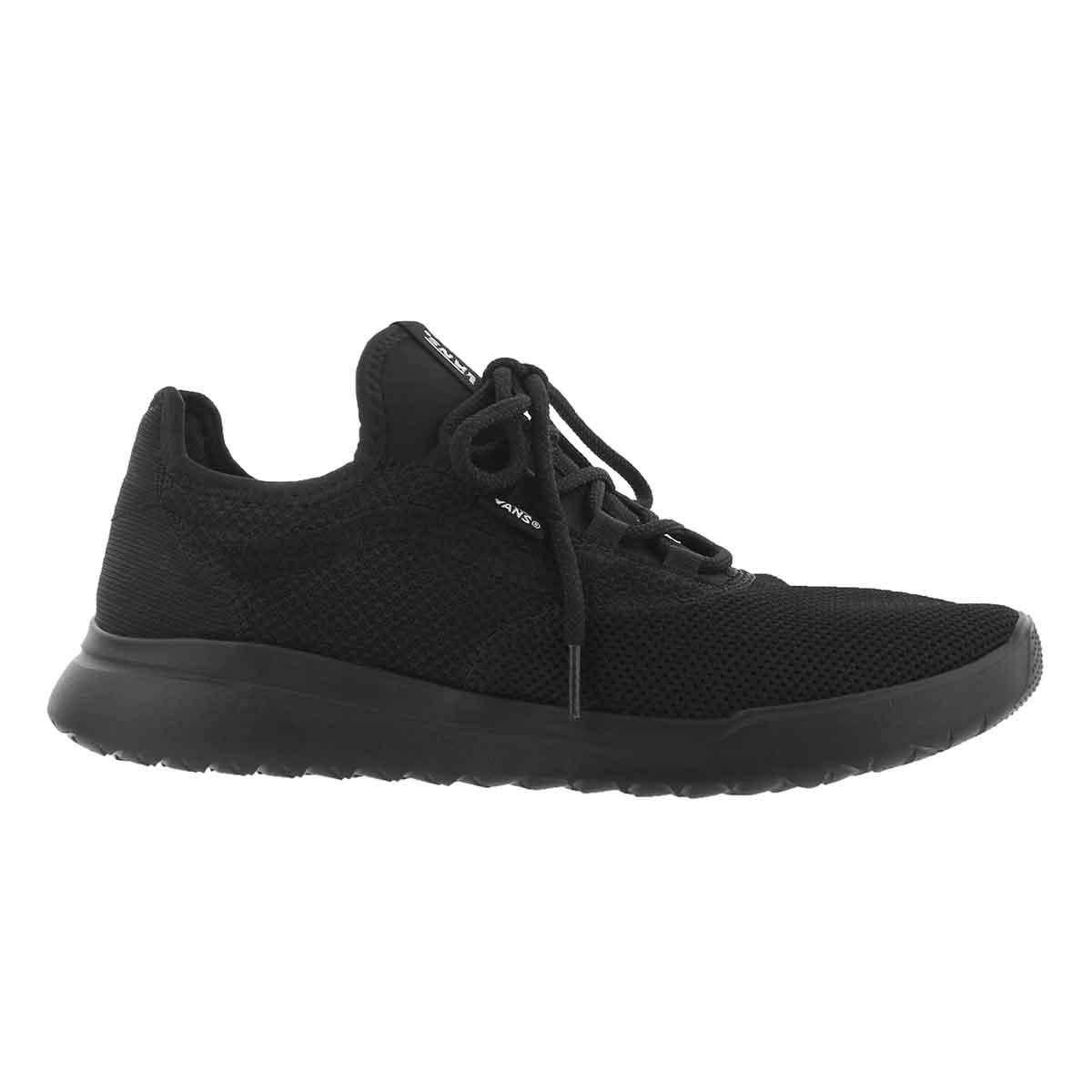 Mns Cerus Lite blk/blk lace up sneaker