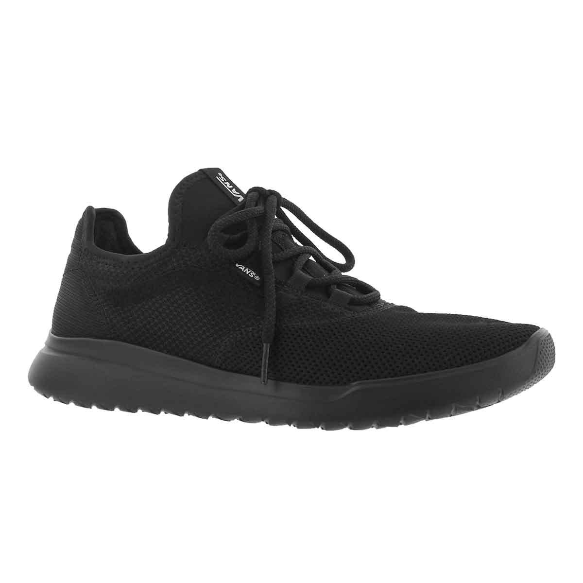 Men's CERUS LITE blk/blk lace up sneakers
