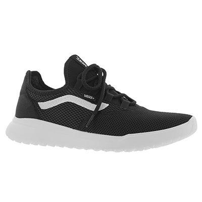 Mns Cerus Lite blk/wht lace up sneaker
