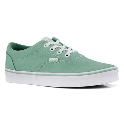 Lds Doheny neptune green lace up snkr