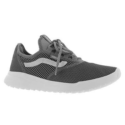 Lds Cerus Lite gry/wht lace up sneaker