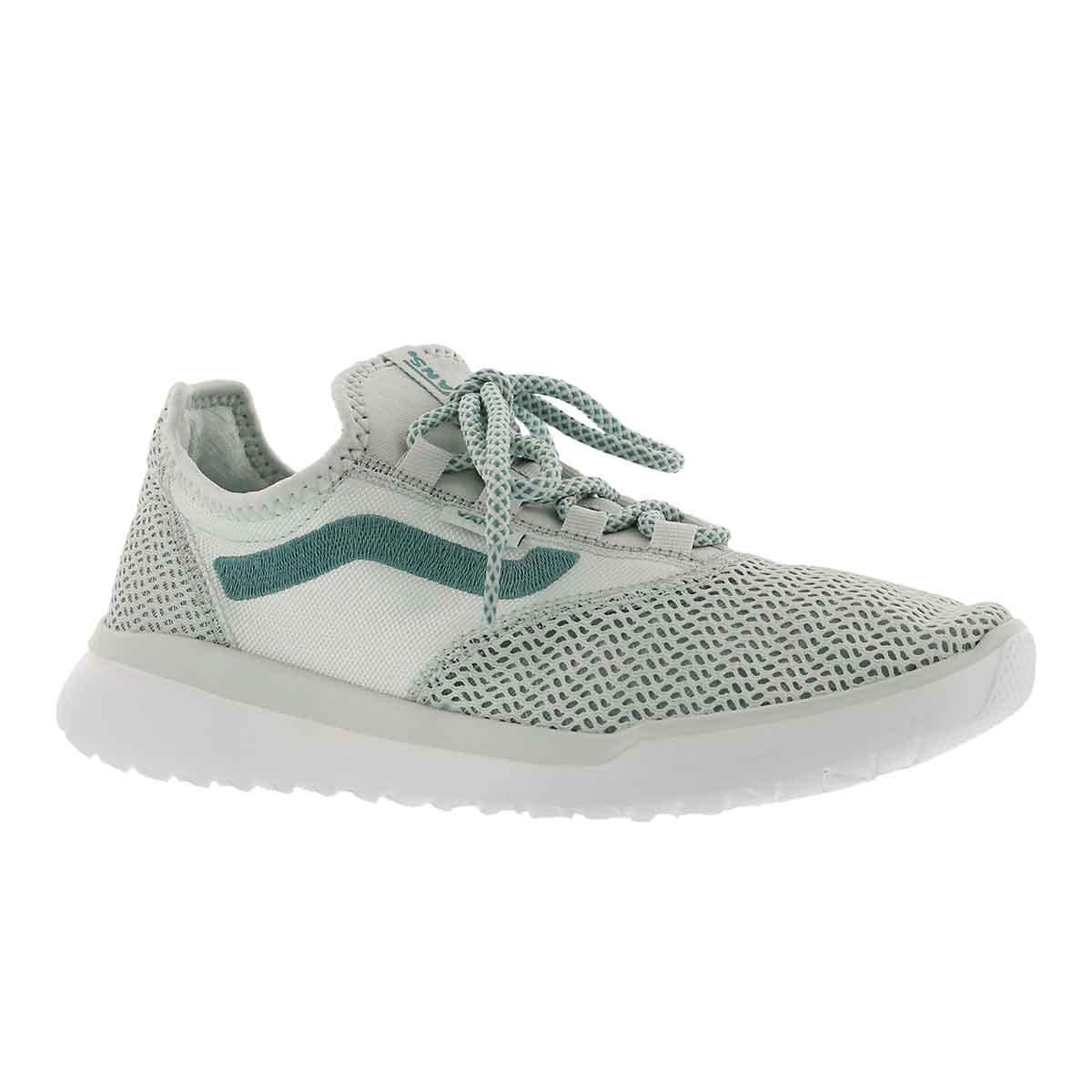 Women's CERUS LITE mint/blue lace up sneakers