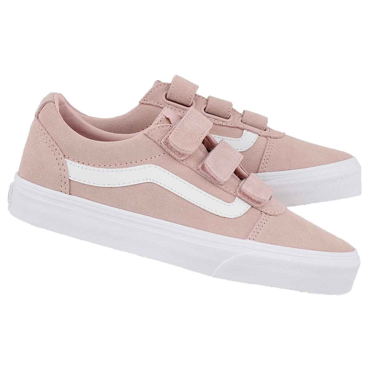 Cheap Geniue Stockist Sast Cheap Online Gola Coaster Hook and Loop Sneaker(Children's) -Off White/Off White Canvas Free Shipping Best Wholesale Extremely Cheap Online YjGiBIR