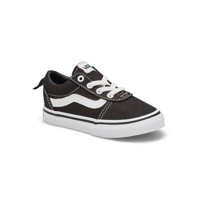 Infs-b Ward Slip On blk/wht sneaker