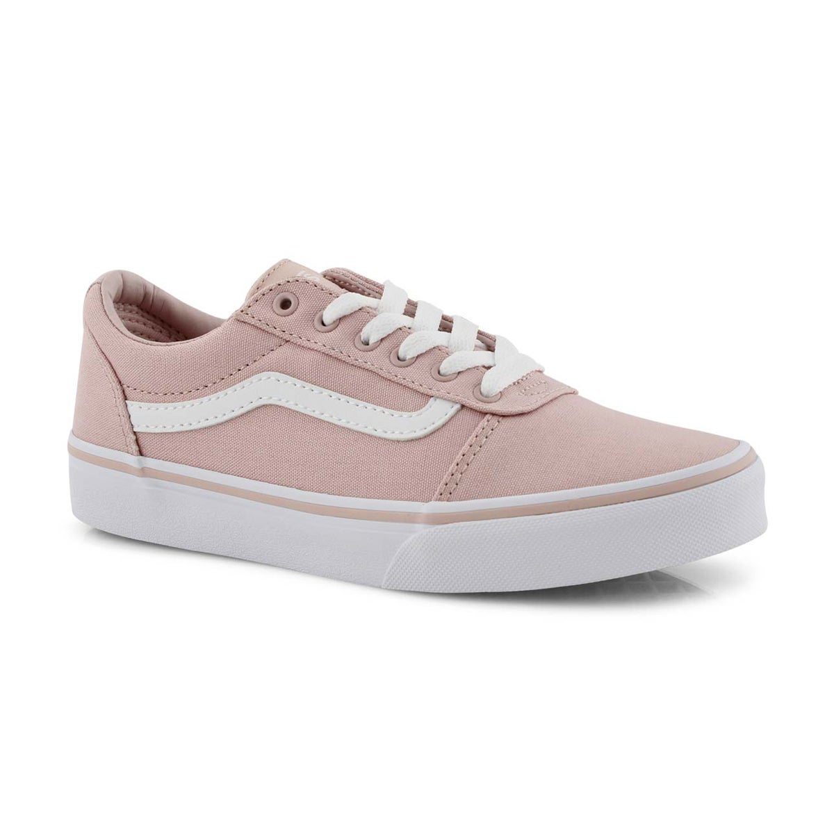 Grls Ward sepia rose lace up sneaker