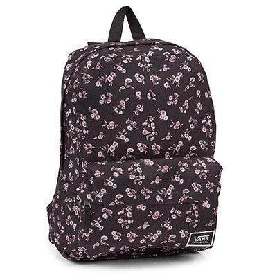 240bc51b3e Vans Realm Classic sundaze flrl backpack